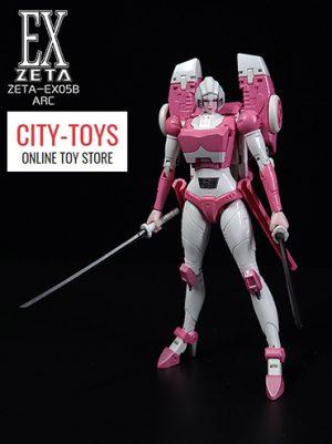 Zeta Toys EX-05B Arc Arcee