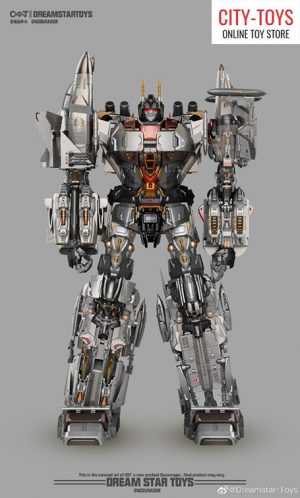 Dream Star Toys Superion Combiner