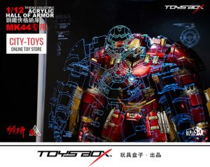 ToysBox Hall of Armor Ironman