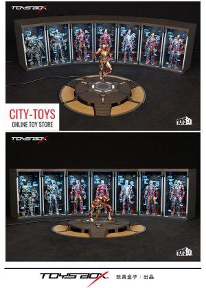 ToysBox Armor Workshop Testing Platform