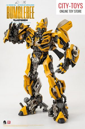 3A Bumblebee Transformers The Last Knight