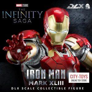 3A IronMan DLX MK43 Avengers Infinity War