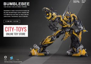 Comicave Bumblebee