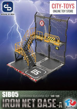 SIB05 Iron Net Base Type A