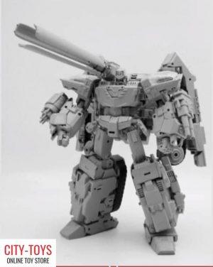 STC-02 Triple Changers Megatron