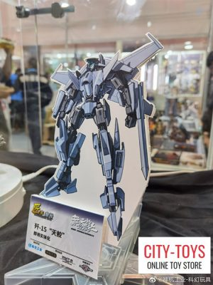 Scifigure Industry Craft Series J15