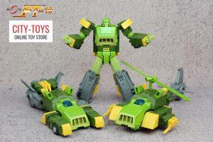 Fans Toys FT19 Apache Springer