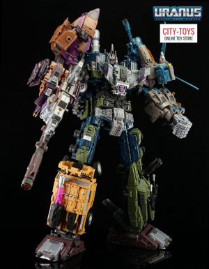 Warbotron WB01 Bruticus