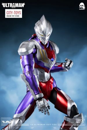 3A Ultraman Tiga Suit