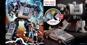 Hasbro Gigawatt - Back to the Future