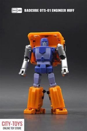 BadCube OTS-01 Engineer Huff - Reissue