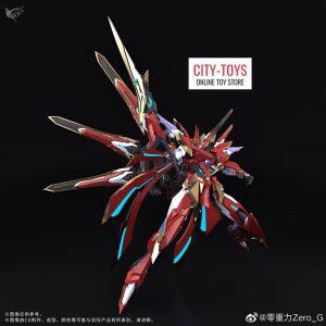 Zero Gravity Blood Blade - Metal Build Figure