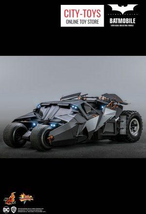 HotToys Batman Begins Batmobile Collectible Vehicle
