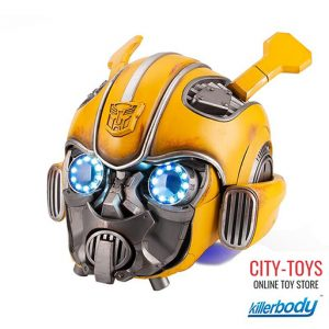 Killerbody Hasbro Bumblebee Helmet Wearable