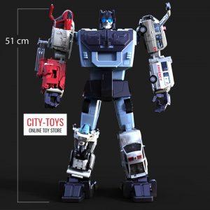 X-Transbots Defensor Combiner