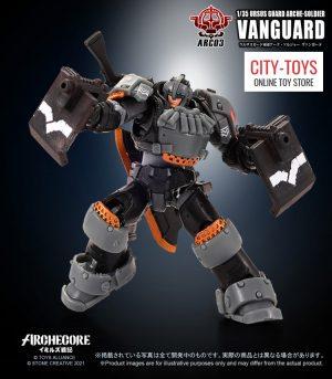 ARCHECORE ARC03 URSUS GUARD Arche-Soldier Vanguard