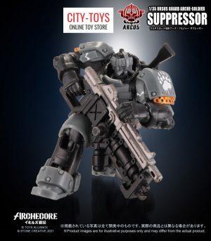 ARCHECORE ARC05 URSUS GUARD Arche-Soldier Suppressor