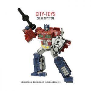 Takara WFC01 Optimus Prime