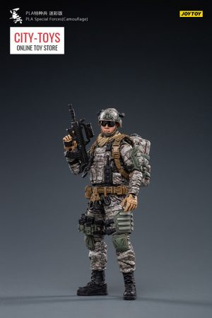 JOYTOY PLA Special Forces (Camouflage)