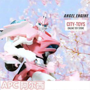 APC Toys Angel Engine Arcee Pink