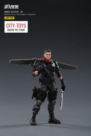 Skeleton Forces Grim Reaper Vengeance B