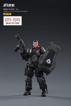 Skeleton Forces Grim Reaper Vengeance C