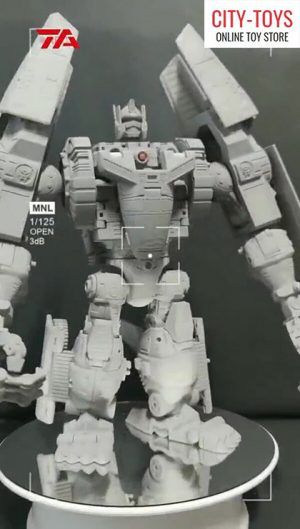 TransArt BWM05 Optimus Primal Prime