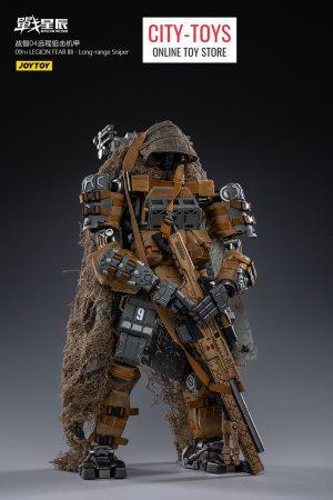 JOYTOY 09th Legion Fear IV - Long Range Sniper