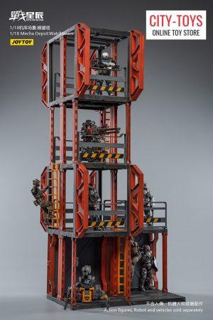 JOYTOY Mecha Depot Observation Tower