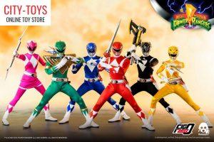 3A Power Rangers Gift Box