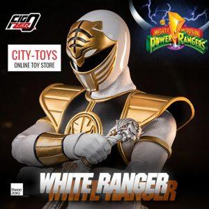 3A White Ranger Mighty Morphin Power Rangers