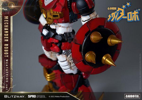 Blitzway 5PRO STUDIO Carbotix Mechander Robo - Weathering Version