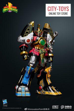 Innovation Point Power Rangers Thunder Megazord