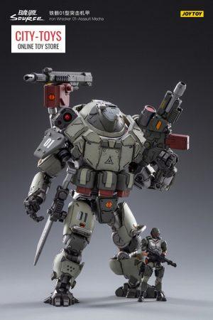 JOYTOY Iron Wrecker 01 - Assault Mecha