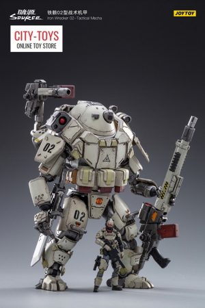 JOYTOY Iron Wrecker 02 - Tactical Mecha