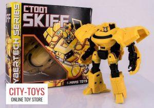 Mars Toys CT001 Skiff Bumblebee