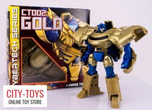 Mars Toys CT002 Gold