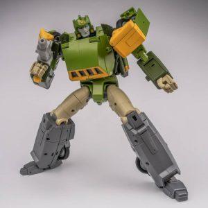 ROBOT HERO RH02 Airwolf Springer