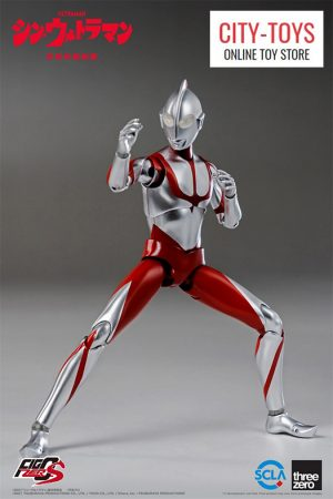 ThreeZero FigZero S Ultraman SHIN ULTRAMAN