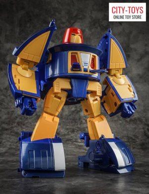 X-Transbots MM-9B Barada