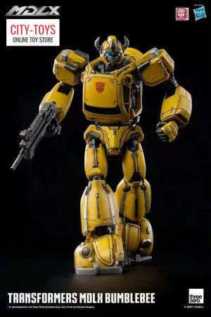 3A Threezero MDLX Bumblebee