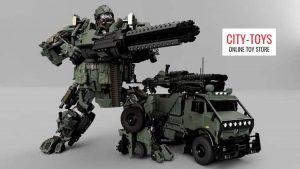 AlienAttack Toys AAT03 Gundog