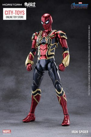 E-Model 1/9 Iron Spider Man