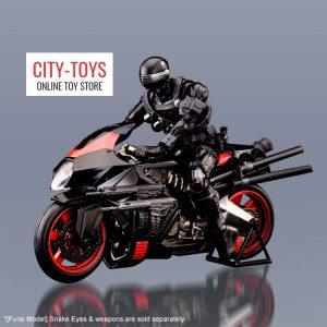 Sentinel Flame Toy G.I.JOE Speed Cycle
