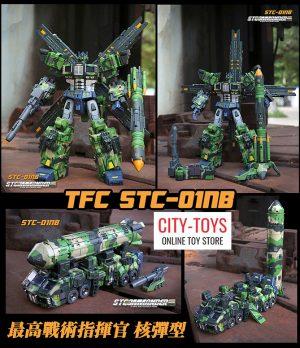 TFC STC-01NB Supreme Tactical Commander Nuclear Blast