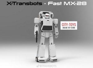 X-Transbots MX28 Fast Runamuck