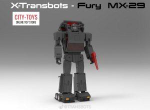 X-Transbots MX28 Fast Runabout