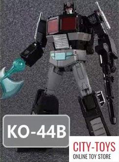 MP44B Optimus Prime Nemesis