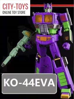 MP44EVA Optimus Prime Evangelon