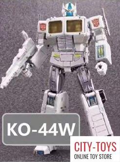 MP44W Optimus Prime White